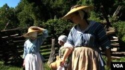 Kolonijalna farma Klod Mur