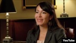 La colombiana Katherine Vargas, fue nombrada como directora de Medios Hispanos en la Casa Blanca.