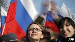 Москва. Россия. 11 марта 2011 года