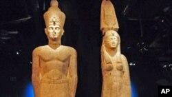 آثار تاریخی در معدن مس عینک در معرض خطر