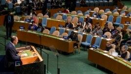 Fjalimi i Lavrovit në OKB – tregues i keqësimit të marrëdhënieve Rusi-Perëndim