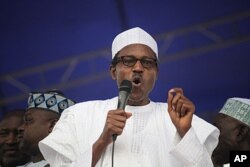Former military ruler Muhammadu Buhari enjoys strong corruption-fighting credentials