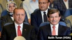 Erdogan û Davutoglu