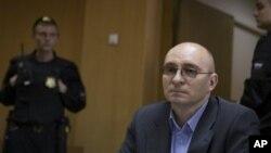 Дмитрий Кратов в суде. Архивное фото.