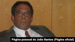 João Santos, professor de Direito e criminalista cabo-verdiano