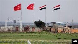 Suriyalik qochqinlar jon saqlayotgan Kilis lageri, Turkiya.