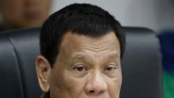 ဖိလစ္ပုိင္ ICC ကႏုတ္ထြက္ေပမယ့္ Duterte ကုိ အေရးယူႏုိင္ ခုံ႐ံုးတုံ႔ျပန္