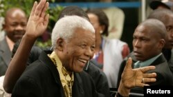 Nelson Mandela (Abril 2009)