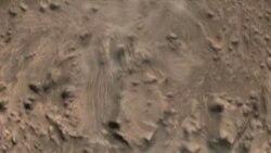 """Curiosity"" en Marte"