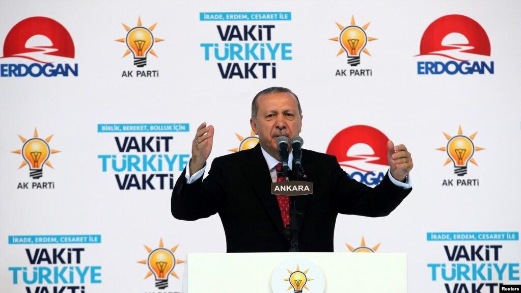 Erdoğan Halktan Dövizlerini Bozdurmalarını İstedi