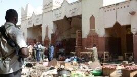 Shpërthime terroriste në Çad