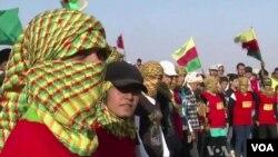 Sirijski Kurdi