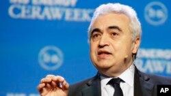 Uluslararası Enerji Dairesi Başkanı Fatih Birol