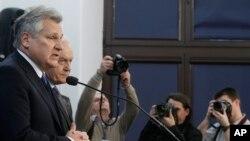 Bivši poljski predsednik Aleksandar Kvašnjevski