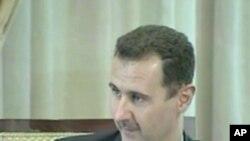 امریکہ نے شامی صدر، حکومتی عہدیداران پر پابندیاں عائد کردیں