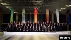 20國集團財長與央行行長會議在阿根廷首都布宜諾斯艾利斯閉幕。 (2018年7月22日)
