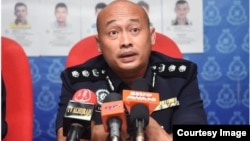 Phó sở Điều tra tội phạm tiểu bang Terengganu của Malaysia, Fazlisyam Abdul Majid tại cuộc họp báo ở Kuala Terengganu hôm 27/10, cho biết một phụ nữ Việt được giải cứu trong vụ truy quét đường dây mại dâm tại đây.
