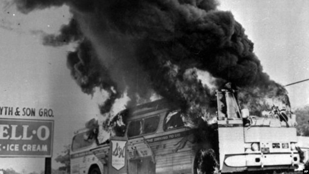 Freedom Riders' Remembered 50 Years Later