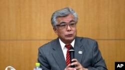 2020年東京奧運會組委會副事務總長佈村幸彥(Yukihiko Nunomura)。