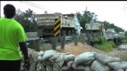 2012-08-29 美國之音視頻新聞: 颶風艾薩克侵襲美國路易斯安那州