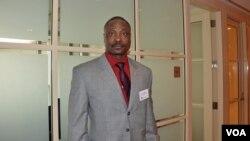 Angola Pedro Godinho da camara de comércio Angola Estados Unidos (Foto João Santa Rita)