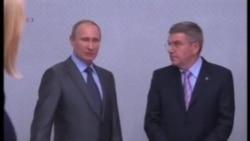 بازیهای المپیک زمستانی در روسیه