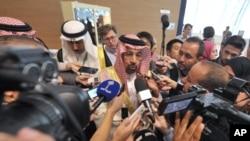 وزیر انرژی صنایع و معادن عربستان در الجزیره - ۲۷ سپتامبر ۲۰۱۶