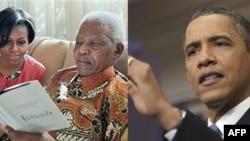 Cənubi Afrikanın ilk qara dərili prezidenti olmuş Nelson Mandelanın ad günü dünya miqyasında qeyd edilir