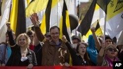 Русские националисты. Архивное фото 2012г.