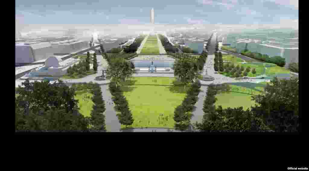 Union Square diseñado por Diller Scofidio Renfro & Hood Design.