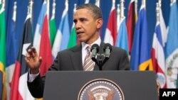Başkan Obama Libya açıklamasını resmi ziyarette bulunduğu Şili'den yaptı