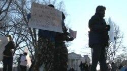 Congo Election Protests Washington