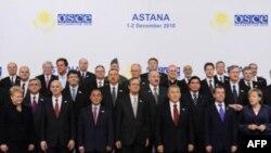 ATƏT-in Astana Sammitində qlobal problemlər diqqət mərkəzində olub