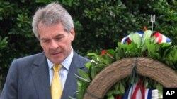 Duta Besar Inggris untuk Amerika Peter Westmacott