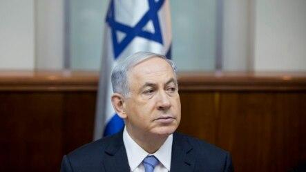 以色列总理内塔尼亚胡(资料照片)