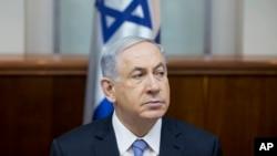 PM Israel Benjamin Netanyahu menyalahkan Iran atas bentrokan mematikan hari Rabu (28/1) di perbatasan Lebanon.