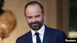 Sabon Firayim Ministan Faransa Edouard Philippe (