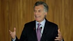 VOA: Informe desde Argentina