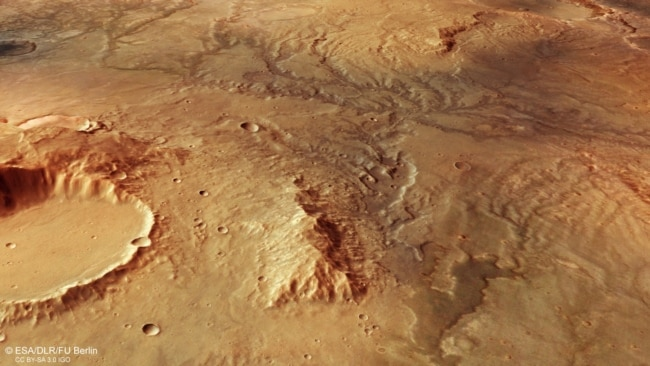 Quiz - New Evidence Found of Ancient Rivers on Mars