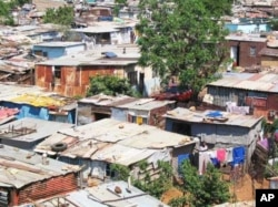Kwaito first started in the slums of South Africa's townships, especially Soweto near Johannesburg