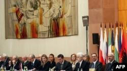 Samit Centralnoevropske inicijative u Beogradu