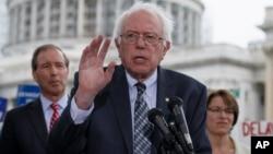 El senador Bernie Sanders, independiente ahora demócrata por Vermont, anunciará este martes su candidatura a la nominación demócrata.