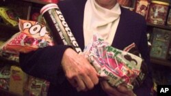 Beragam permen produksi perusahaan Tootsie Roll. (Foto: Ilustrasi)