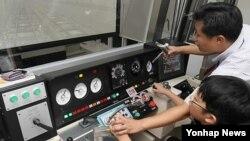 서울 지하철, 기관사 체험 행사 열어