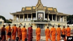 Cambodia Sihanouk Mourned