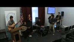 Mladi izraelski i palestinski muzičari ostvaruju harmoniju