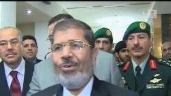 2012-07-12 美國之音視頻新聞: 埃及總統訪問沙特阿拉伯