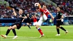 Xorvatiyanın futbol komandasının oyunçuları cəzalandırıldı