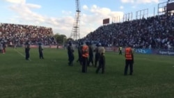 Violence Grips BF, Bosso-Dembare Game Abandoned