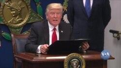 Як президентські укази в минулому впливали на політику США. Відео